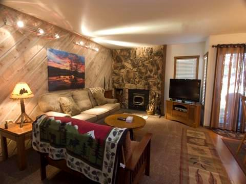 Amazing 1 Bedroom/1 Bathroom Condo in Mammoth Lakes (#9 St. Anton) - Image 1 - Mammoth Lakes - rentals