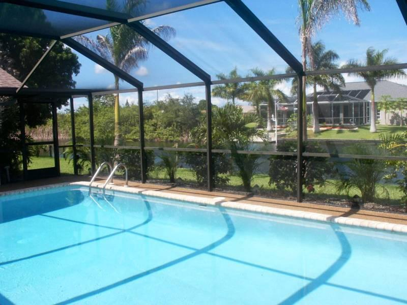 Cape Escape Waterfront Villa w/Pool- Cape Coral FL - Image 1 - Cape Coral - rentals