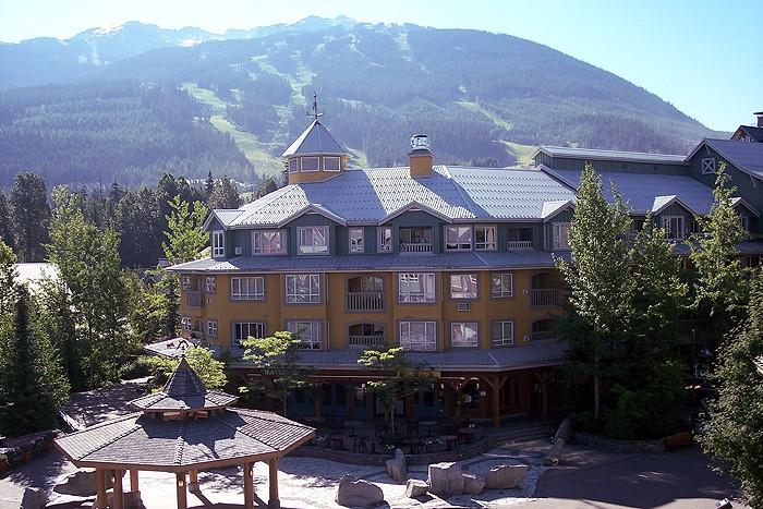 Town Plaza - Eagle Lodge - TP433E - Image 1 - Whistler - rentals