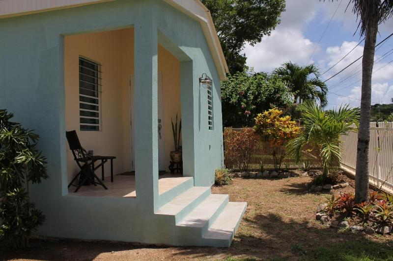 Front balcony - Coralina.....Perfect for couples! - Vieques - rentals