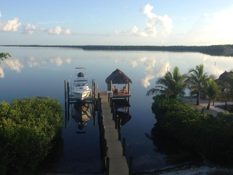 View from Master Bedroom - Paradise in Key Largo - Key Largo - rentals