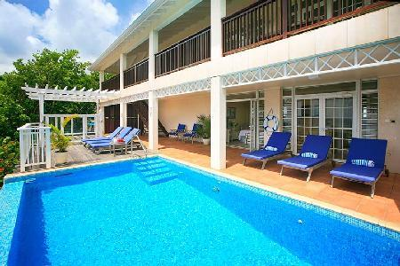 In South Hills, Villa Paradisso minutes from Cotton Bay beach and 18-hole Golf course - Image 1 - Cap Estate - rentals