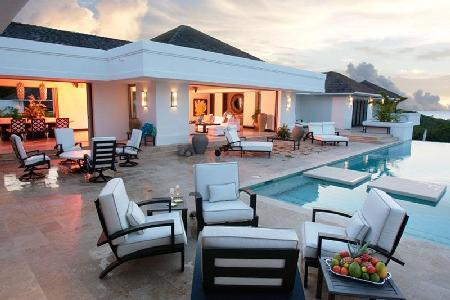Villa Lolita at Tryall on 4 acre site with marble pool terrace, golf cart & full staff - Image 1 - Montego Bay - rentals