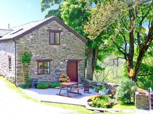 THE STABLE, pet friendly, country holiday cottage, with hot tub in Llangynog, Ref 8937 - Image 1 - Llangynog - rentals