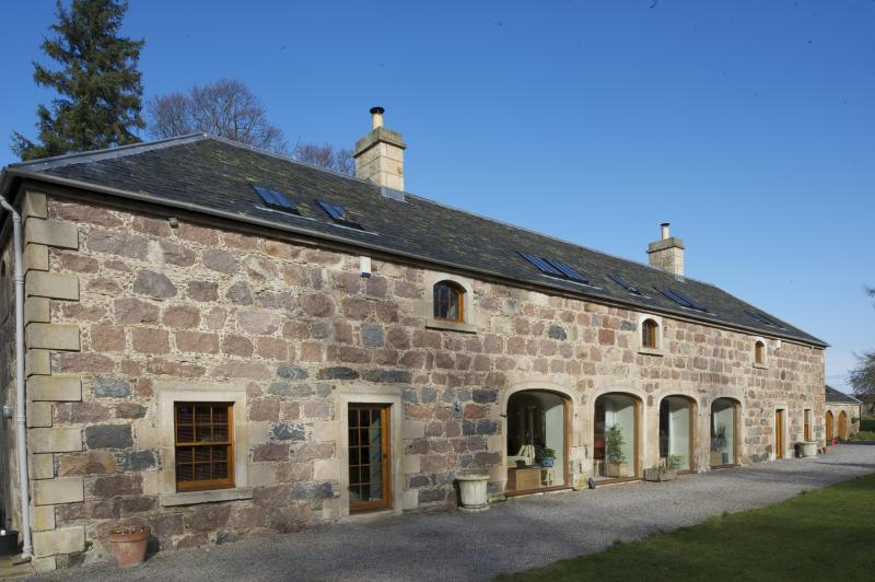 Boath Stables: North & South - Image 1 - Nairn - rentals