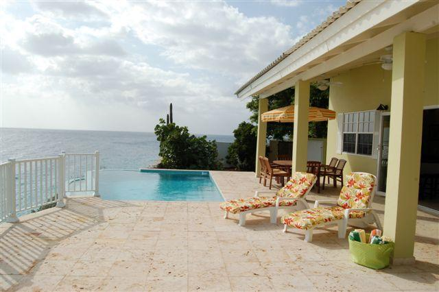 Enjoy the view - Pure tropical luxury with ocean view - Willemstad - rentals