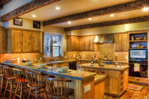 Ski-in/Ski-out Granite Ridge Home in Teton Village - Image 1 - Teton Village - rentals