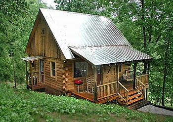 The Watkins Cabin - The Watkins Cabin, Bryson City, North Carolina - Bryson City - rentals