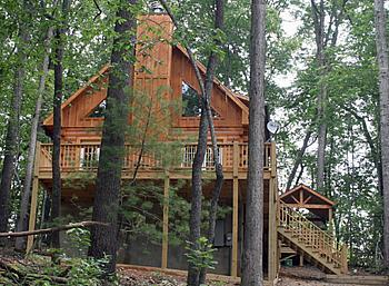 Woodlands Cabin #2 - Wooded and Private - The Woodlands Cabin #2 - Bryson City - rentals