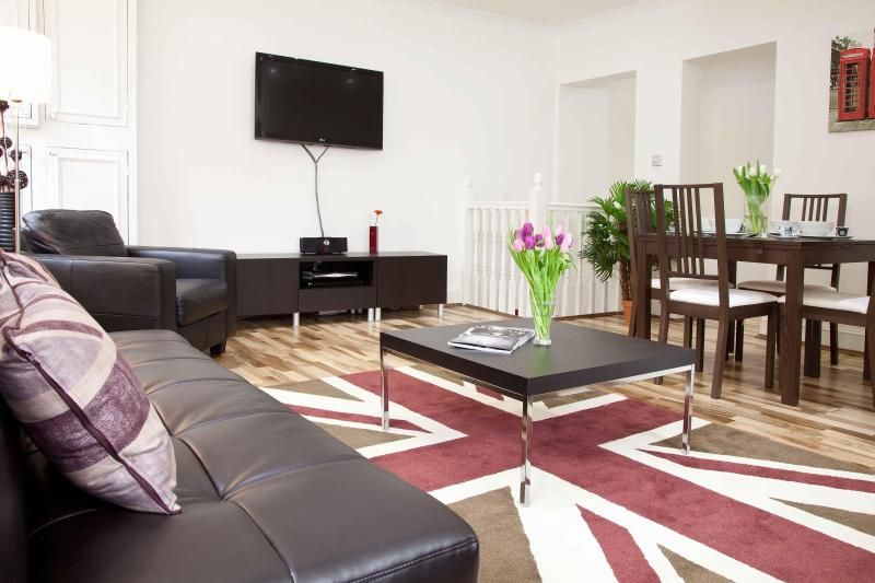 Perfect! Stunning! Central London 2 Bed Apt (P04) - Image 1 - London - rentals