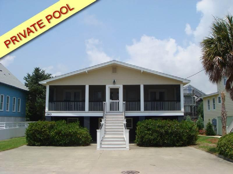 Henry's Hideout - Image 1 - Pawleys Island - rentals