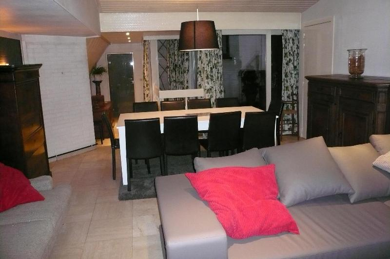 Dining and TV room - Typical Mansion in heart of the historical center - Bruges - rentals