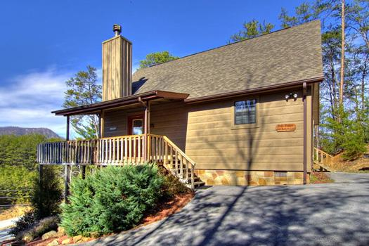 Cabin On The Hill - Image 1 - Pigeon Forge - rentals