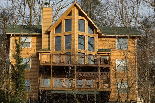 Smoky Mountain Lodge - Image 1 - Gatlinburg - rentals