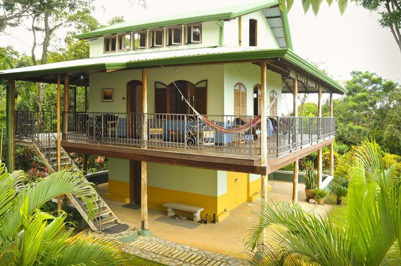 Casa Loma Exterior - Casa Loma EPIC Ocean Views 8mins to Dominical surf - Dominical - rentals