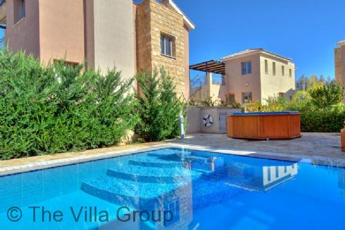 Argaka 3 Bedroom-2 Bathroom House (Villa 44769) - Image 1 - Paphos - rentals