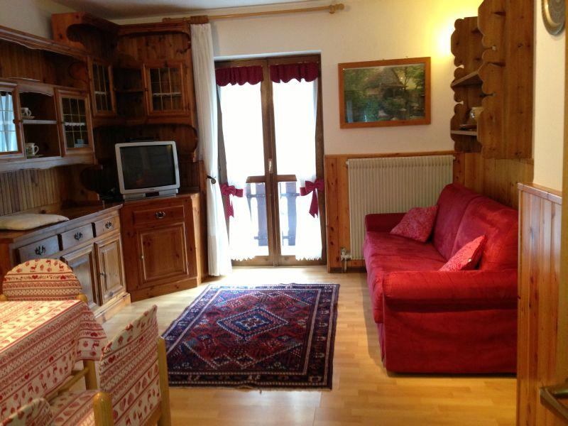 Charming apt:sking into the heart of the Dolomiti - Image 1 - Madonna Di Campiglio - rentals