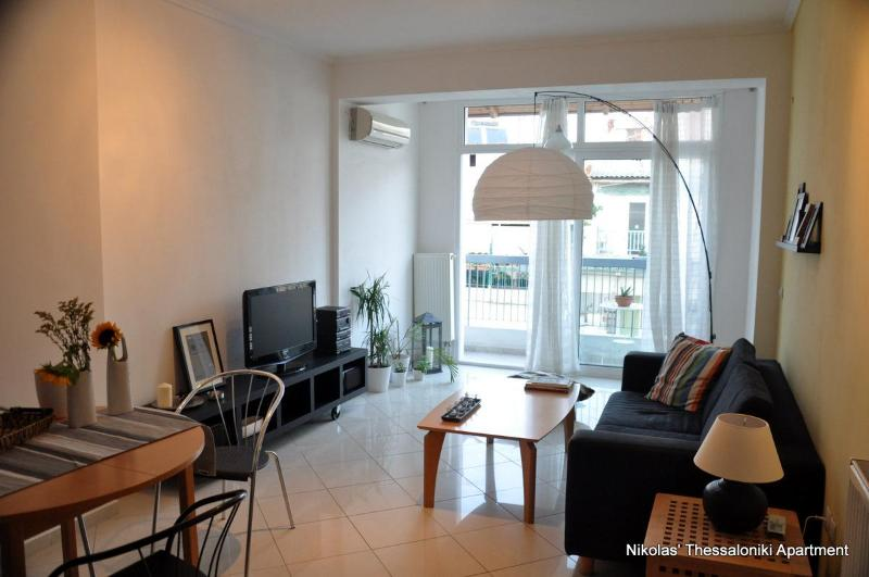 Apartment @ the heart of Thessaloniki - Image 1 - Thessaloniki - rentals