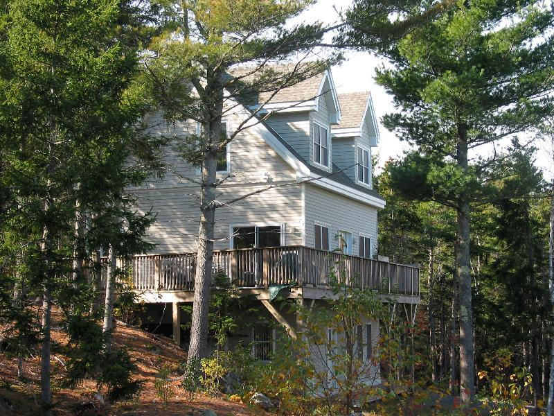 Cliffside at Sandcliff by the Sea - Image 1 - Bar Harbor - rentals