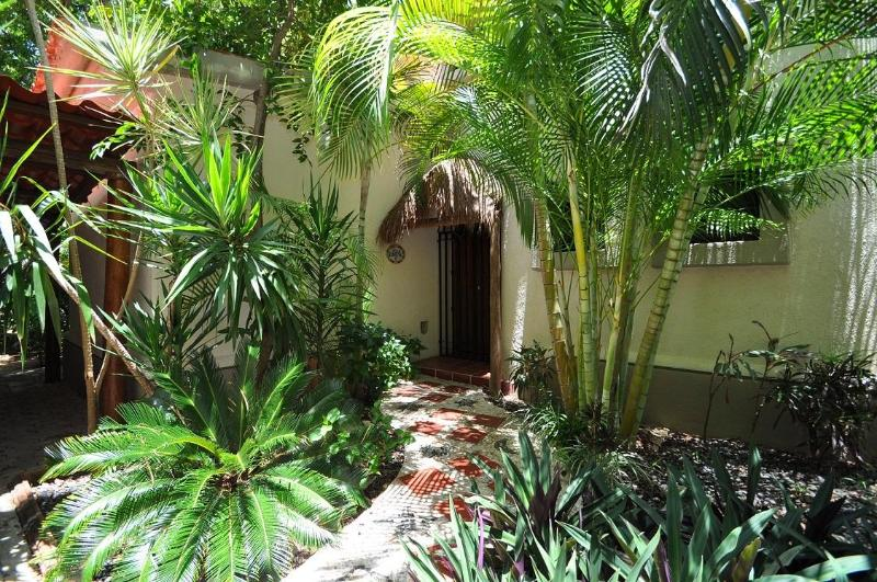 Amazing Tropical Villa at Playacar Fase 1 - VC11 - Image 1 - Playa del Carmen - rentals