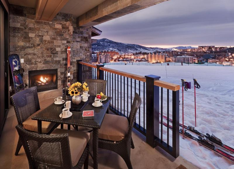 Ski-in and Ski-out redefined! - Edgemont Snowline Ridge - A+++ Location - Steamboat Springs - rentals