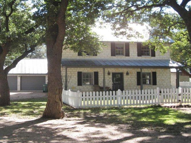 Wildblumen: The Main House - Image 1 - Fredericksburg - rentals