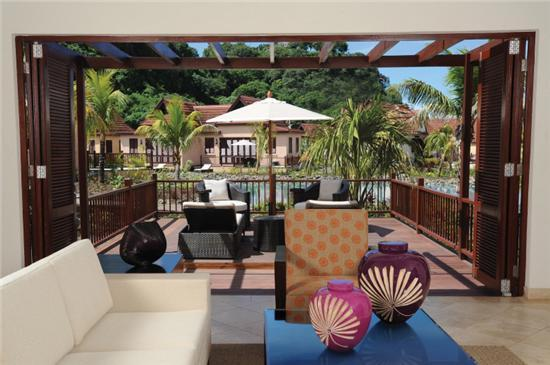Buccament Bay: Deluxe 2 bed Garden View - Buccament Bay: Deluxe 2 bed Garden View - Petit St.Vincent - rentals
