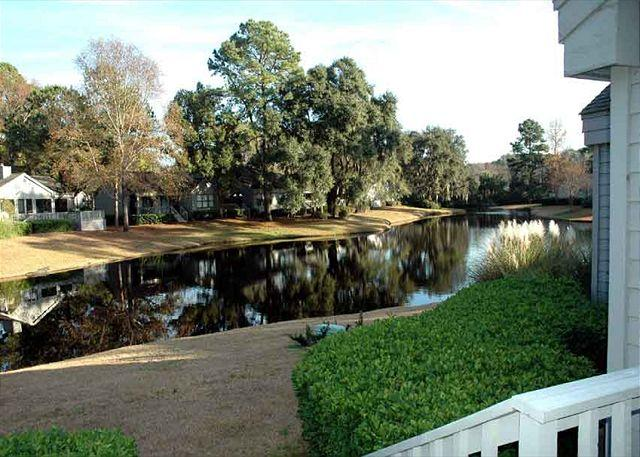 Lake Forest 3304 - Sea Pines One Level Condo - Image 1 - Hilton Head - rentals