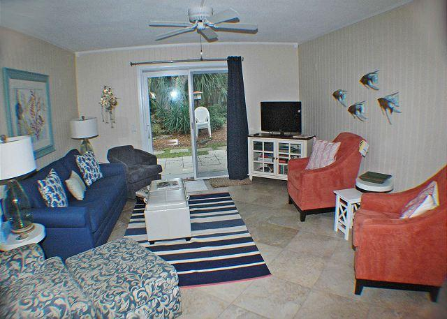 Ocean Club 12 - Stunning Oceanside Townhouse- New Unit - Image 1 - Hilton Head - rentals