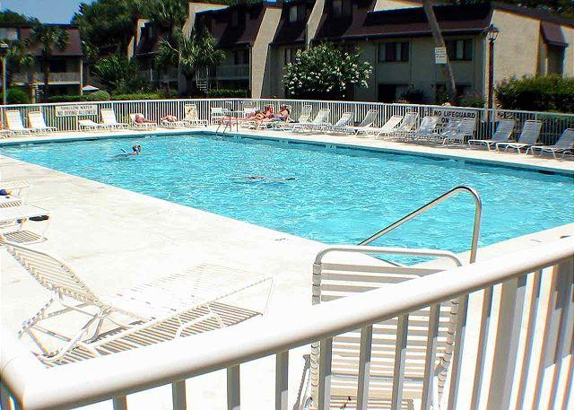 Surf Court 63 - Forest Beach Townhouse - Image 1 - Hilton Head - rentals