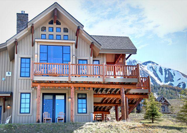 mmh1 - View, views and more in this Luxury home on the slopes of Moonlight Basin - Big Sky - rentals
