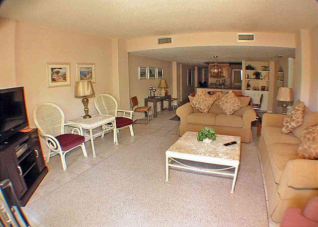Ocean One 422 - Oceanside 4th Floor Condo - Image 1 - Hilton Head - rentals