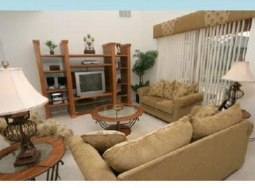 Living Room - 2014 SPECIAL - ALL RATES DISCOUNTED ALREADY BY 15% - Kissimmee - rentals