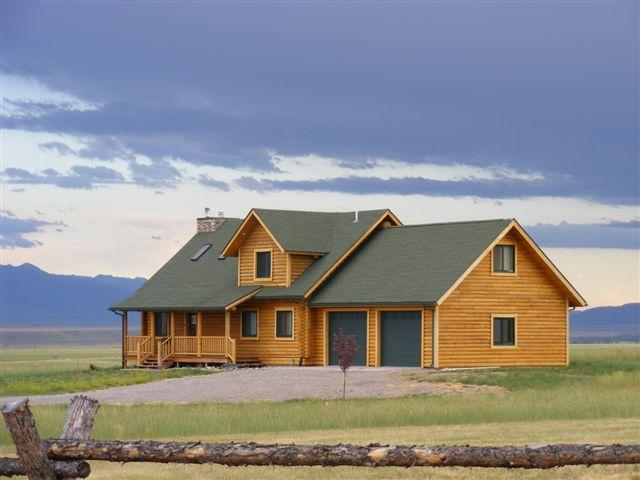 Beautiful Log Cabin Getaway in Ennis, Montana - Image 1 - Ennis - rentals