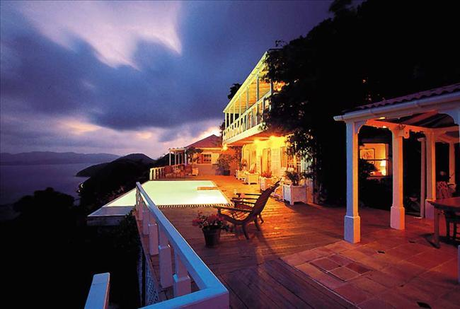 Toa-Toa House at Havers Hill, Tortola - Ocean View, Amazing Sunset View, Pool - Image 1 - Road Town - rentals