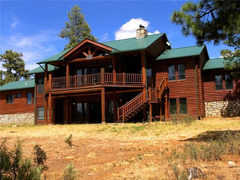 Blue Lake Lodge - Image 1 - Ranchos De Taos - rentals