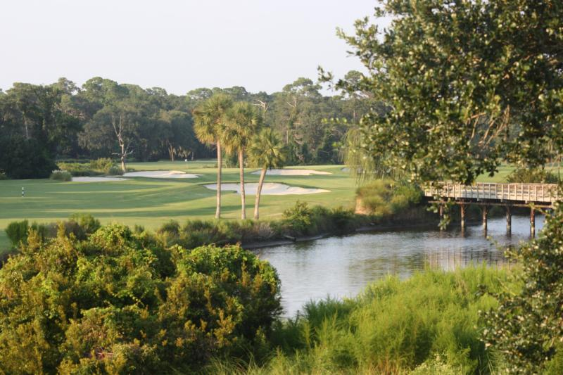 Breathtaking Golf and Lagoon Views from Villa - Breathtaking Views from Palmetto Dunes Villa! - Palmetto Dunes - rentals