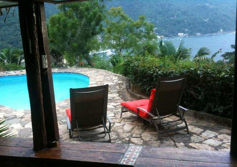 Poolside with a View - Casa Vista del Sol Yelapa, Mexico - Yelapa - rentals