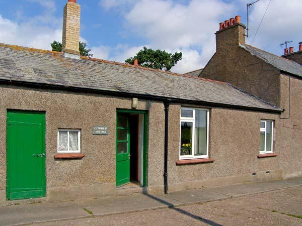 CUTHBERT'S COTTAGE, pet friendly, country holiday cottage, with a garden in Belford, Ref 10382 - Image 1 - Belford - rentals