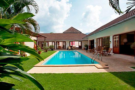 Phuket - Red Mountain Villa 4BED, Kathu - Image 1 - Phuket - rentals