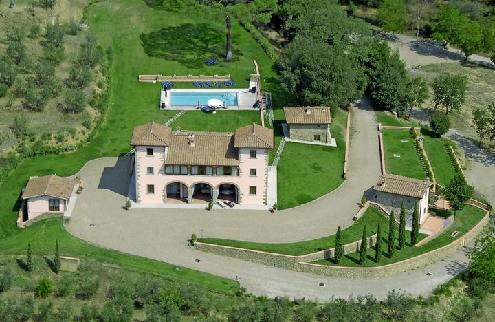 Villa Casaforte - 6 Luxury Apartments from 2 to 6 persons - Image 1 - Chianti - rentals