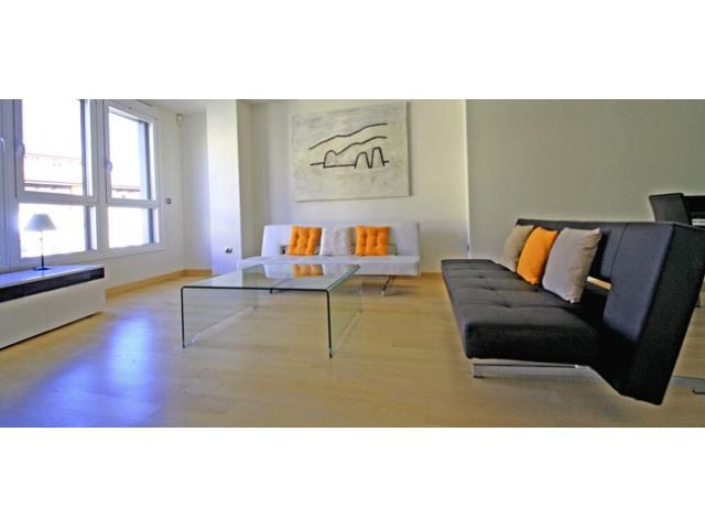 Hondarribi 10.2.C | Spacious living room, apartment adapted for disabled people - Image 1 - Hondarribia - rentals