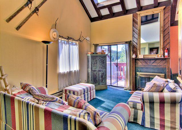 Heavenly House with 3 Bedroom & 3 Bathroom in Angel Fire (CH 10) - Image 1 - Angel Fire - rentals