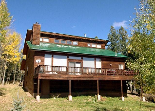 Nice House in Angel Fire (HO R12) - Image 1 - Angel Fire - rentals