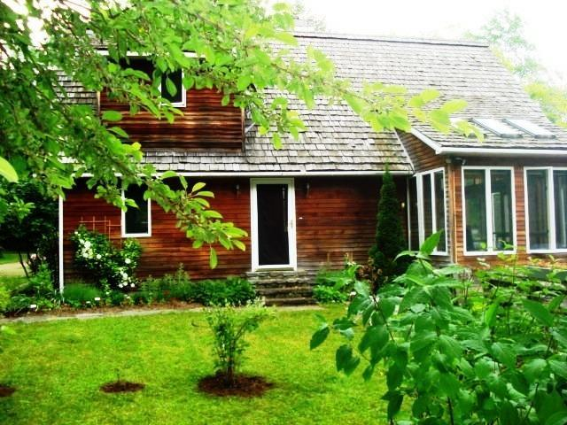 Home in summer - Charming 5 Bdrm Mountainside Home Near Killington - Gaysville - rentals