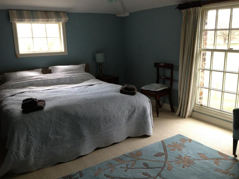 Bedroom - as double - Duken Courtyard Cottage - Self Catering Holiday Cottage - Bridgnorth - rentals