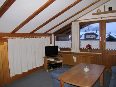 Vacation Apartment in Oberstdorf - 538 sqft, central, comfortable, garage (# 1896) #1896 - Vacation Apartment in Oberstdorf - 538 sqft, central, comfortable, garage (# 1896) - Oberstdorf - rentals