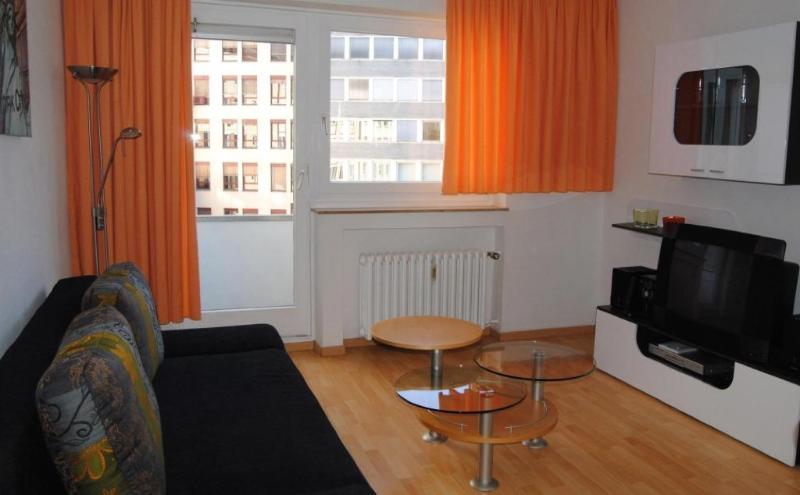 Vacation Apartment in Nuremberg - 334 sqft, modern, nice, quiet (# 1656) #1656 - Vacation Apartment in Nuremberg - 334 sqft, modern, nice, quiet (# 1656) - Nuremberg - rentals
