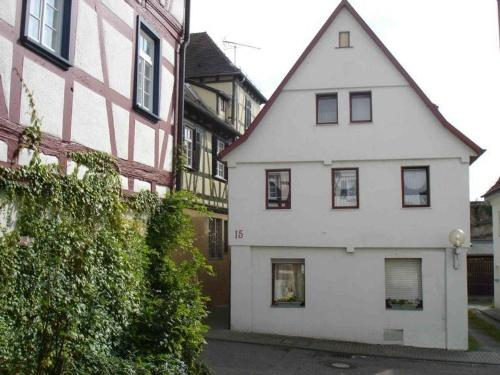 Vacation Apartment in Marbach am Neckar - 624 sqft, centrally located, modern (# 1659) #1659 - Vacation Apartment in Marbach am Neckar - 624 sqft, centrally located, modern (# 1659) - Marbach am Neckar - rentals