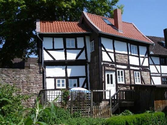 Vacation Home in Dassel - 645 sqft, picturesque, comfortable, historic (# 158) #158 - Vacation Home in Dassel - 645 sqft, picturesque, comfortable, historic (# 158) - Northeim - rentals